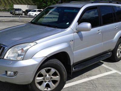 gebraucht Toyota Land Cruiser Land CruiserSol Mod 2007. TD 3.0, frisch Mfk, service