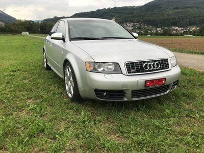gebraucht Audi S4 4.2 V8 quattro