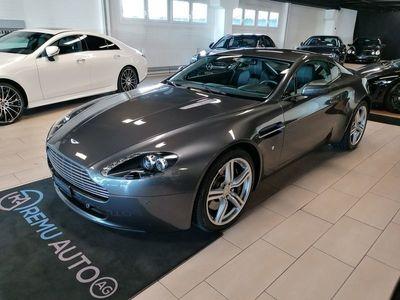 gebraucht Aston Martin V8 Vantage V8/V12 Vantage4.7 Sportshift CH-Fahrzeug