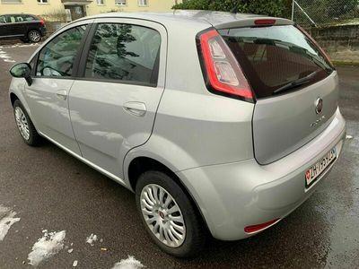 gebraucht Fiat Punto Evo 1.4 BENZIN UND GAS MFK FRISCH