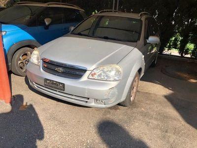gebraucht Chevrolet Nubira 1.8
