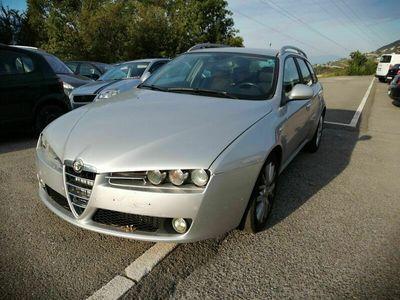 gebraucht Alfa Romeo 159 Sportwagon 1.9 JTD Progression