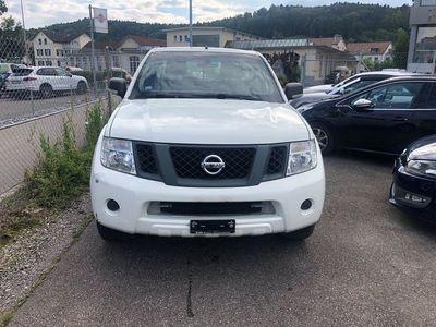 gebraucht Nissan King  NavaraCab SE 2.5 dCi 4WD