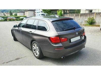 gebraucht BMW 535 5er d xDrive Touring Steptronic (Kombi)