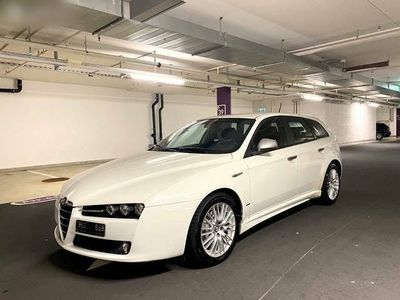 gebraucht Alfa Romeo 159 Sportwagon 2.0 JTDm Diesel