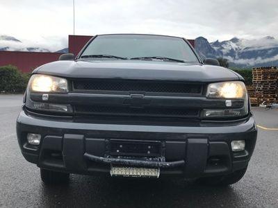 gebraucht Chevrolet TrailBlazer 4.2 LT Premium