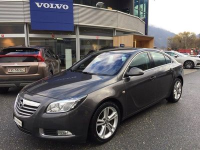 gebraucht Opel Insignia 2.0T Cosmo 4WD
