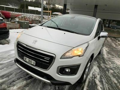 gebraucht Peugeot 3008 HYbrid4 2.0 HDI Low CO2 ETG6