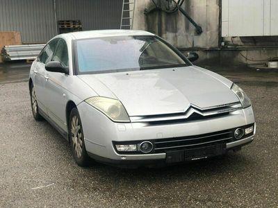 gebraucht Citroën C6 Sedan 2.7 HDi V6 Exclusive Automatic