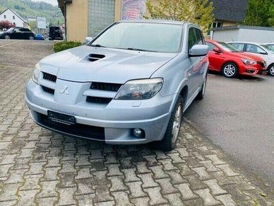 gebraucht Mitsubishi Outlander 2.0 16V Turbo