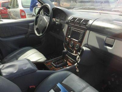 gebraucht Mercedes ML270 M-Klassecdi bj 2002 0782160424