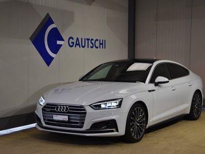 gebraucht Audi A5 Sportback 3.0 TDI Sport quattro S-tronic