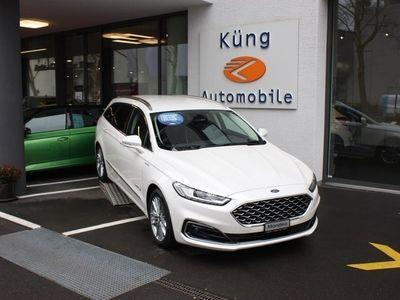 gebraucht Ford Mondeo 2.0 HEV Vignale eCVT