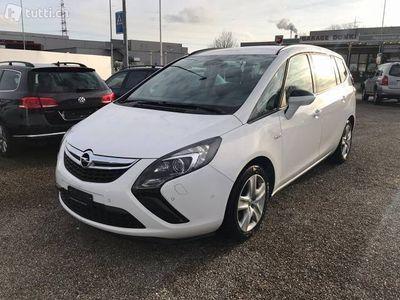 gebraucht Opel Zafira 2.0 Diesel Automat