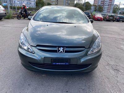 gebraucht Peugeot 307 CC 2.0 16V