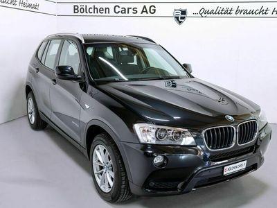 gebraucht BMW X3 X3 xDrive 20d SteptronicxDrive 20d Steptronic