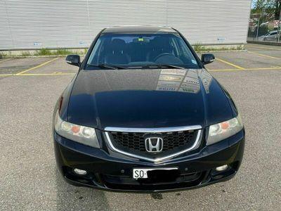 gebraucht Honda Accord Type S