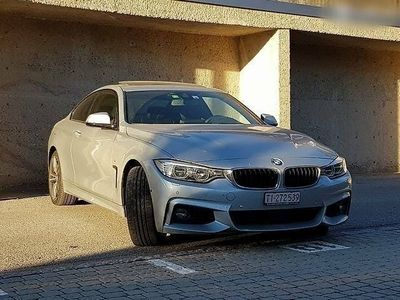 gebraucht BMW 435 4er XD Full Optional - Subentro leasing no maxirata
