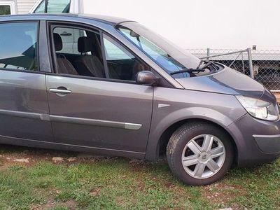 gebraucht Renault Mégane scenic