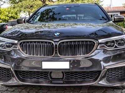gebraucht BMW M550 5er d xDrive SAG Touring