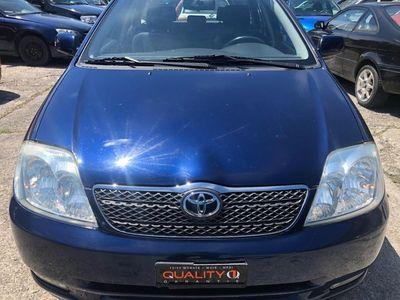 gebraucht Toyota Corolla Wagon 1.6 Linea Sol
