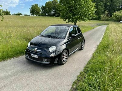 gebraucht Fiat 500 Abarth 500 595 Competizione Automat Cabrio Ab MFK