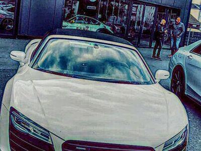 gebraucht Audi R8 Spyder  4.2 S-Tronic