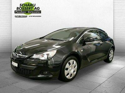gebraucht Opel Astra GTC 1.6 T 180 Sport