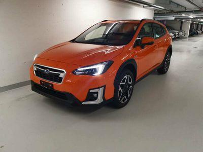 gebraucht Subaru XV 2.0i e-Boxer Luxury Bl./Gr.