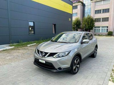 gebraucht Nissan Qashqai 1.6 dCi Swiss Edition ALL-MODE 4x4