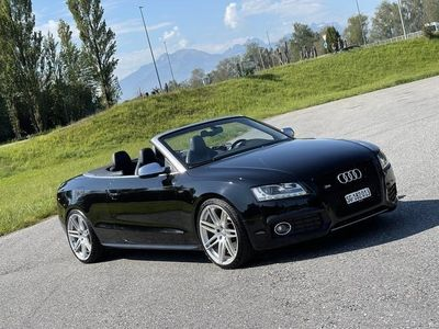gebraucht Audi RS5 S5 /S5 Cabriolet 3.0 V6 TFSI quattro S-Tronic