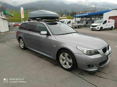 gebraucht BMW 530 5er xd mit standheizung