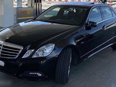 gebraucht Mercedes 250 E-Klasse Mercedes E classCGI 150 KW 204 ps