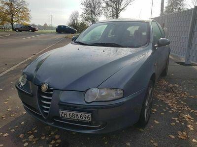 gebraucht Alfa Romeo 147 2.0 16v TS Selespeed, 07.2003, Km 210'000