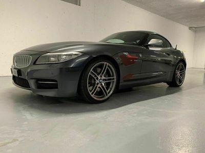 gebraucht BMW Z4 sDrive35is DKG, mineral-grau metallic