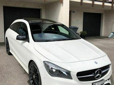 gebraucht Mercedes CLA250 Shooting Brake CLA-KlasseAMG Line 4Matic 7G-DCT