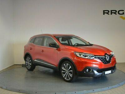 gebraucht Renault Kadjar 1.2 16V Turbo Bose EDC