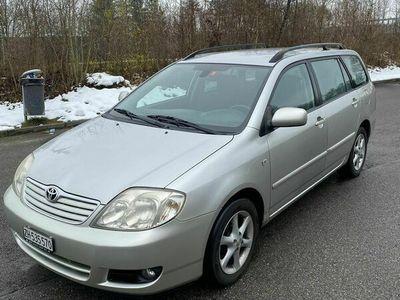 gebraucht Toyota Corolla 2.0 Diesel