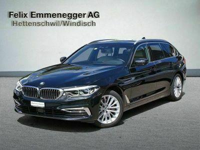 gebraucht BMW 540 5erxDrive TouringLuxury
