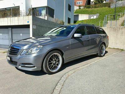 gebraucht Mercedes E250 E-KlasseCDI 4Matic