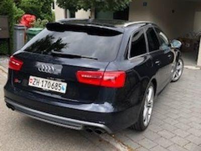 gebraucht Audi RS6 S6 /S6 Avant 4.0 V8 TFSI quattro S-Tronic