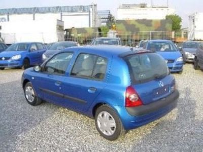 gebraucht Renault Clio II Cool 1.2 55kW (75PS)