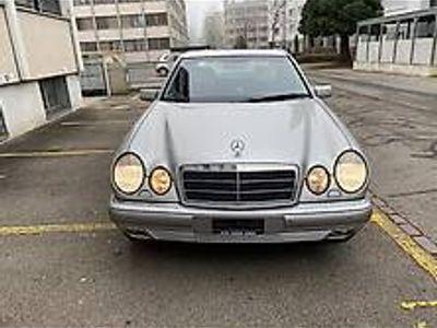 gebraucht Mercedes E320 4matic mit mfk 05.19