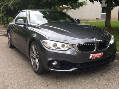 gebraucht BMW 435 i Coupé xDrive Sport Line Steptronic