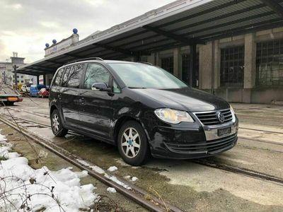 gebraucht VW Touran 1.4 TSI 140 Trendline beschadigt
