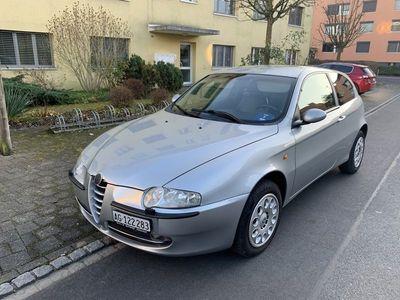 gebraucht Alfa Romeo 147 Schöner und Sparsamer Diesel
