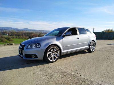 gebraucht Audi A3 S-Line 2.0 Turbo