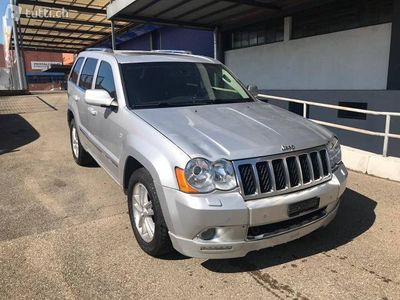 gebraucht Jeep Grand Cherokee 3.0 CRD