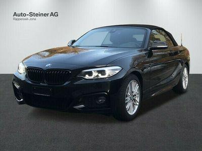 gebraucht BMW 220 2er i Steptronic M Sport