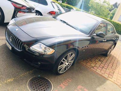 gebraucht Maserati Quattroporte S 4.7